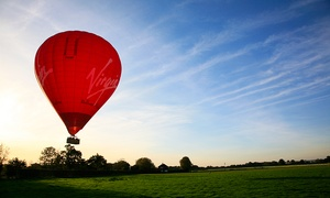 Virgin Balloon Flights (AirXcite): Virgin National Champagne Balloon Flight (Up to 52% off)