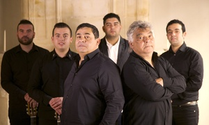 The Gipsy Kings featuring Nicolas Reyes & Tonino Baliardo: The Gipsy Kings Featuring Nicolas Reyes and Tonino Baliardo on Monday, June 8, at 8 p.m. (Up to 50% Off)