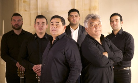 The Gipsy Kings Featuring Nicolas Reyes and Tonino Baliardo on Monday, June 8, at 8 p.m. (Up to 50% Off)