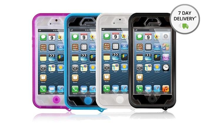 Naztech Vault Waterproof iPhone 5 Cover: Naztech Vault Waterproof iPhone 5 Cover. Multiple Colors Available. Free Returns.