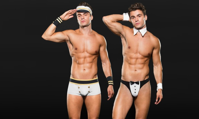 Up To 43% Off on Envy Men\'s Bedroom Costumes | Groupon Goods