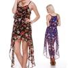 Stanzino Floral High-Low Dress