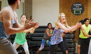Espaço de Dança Ritmo e Expressão: Espaço de Dança Ritmo e Expressão – Santo André: 1, 2 ou 3 meses de aula de Zumba