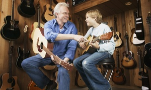 Sac Valley Guitar: $49 for $98 Worth of Music Lessons — Sac Valley Guitar
