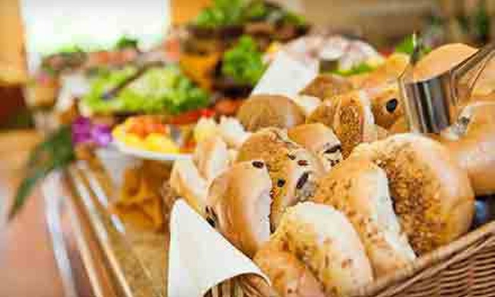 Hamel VFW - Plymouth - Wayzata: Weekend Brunch Buffet for Two or Four at Hamel VFW (54% Off)