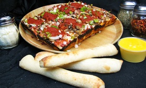 Noble Romans Pizza: $18 for Two Groupons, Each Good for $15 Worth of Pizza at Noble Romans Pizza ($30 Total Value)