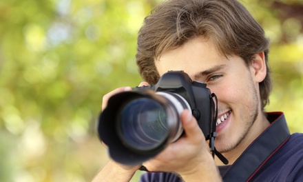 $59 for a 90-Minute Photography Workshop for One at Froz'n Motion ($600 Value)