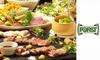 熟成肉3種など贅沢コース全15品+飲み放題120分