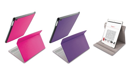 iHome Swivel Folio Case with Magnetic Cover for iPad Air