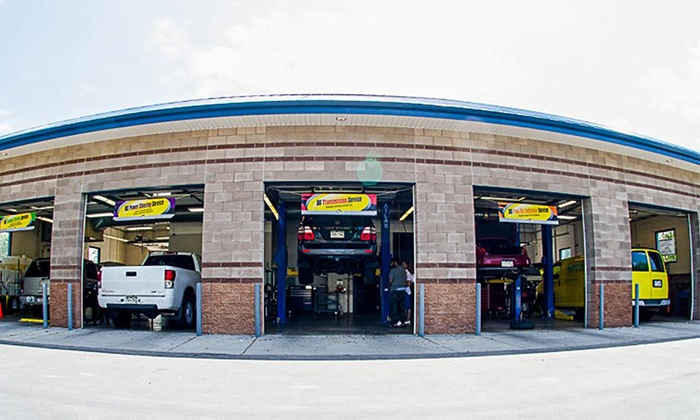 Del's Auto Repair and Tires - Troutman  Park: Oil Changes, Winterization Package, or Wheel Alignment Package at Del's Auto Repair and Tires (Up to 47% Off)