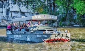 Chattanooga Ducks: Amphibious-Vehicle Tour of the Tennessee River for a Child or an Adult from Chattanooga Ducks (Up to 45% Off)