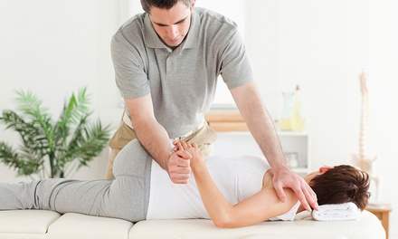 Pain Assessment and a Hands-On Treatment at Physology (75% Off)