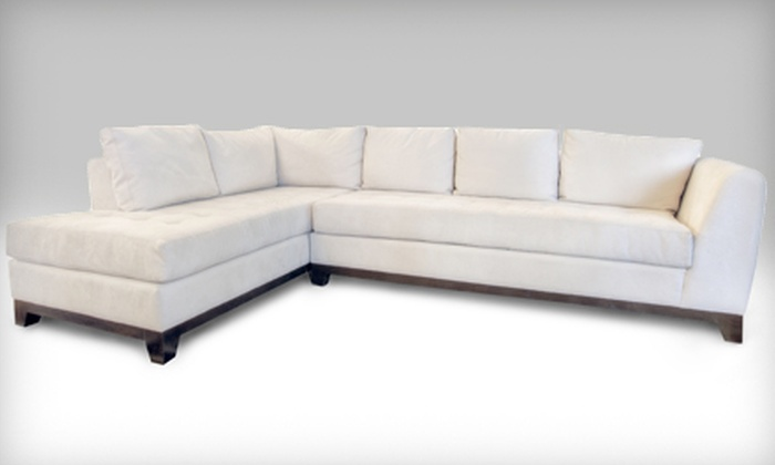 The Sofa Company - Multiple Locations: $49 for $200 Toward Custom Upholstery, Reupholstery, Accent Chairs, and Sofas at The Sofa Company