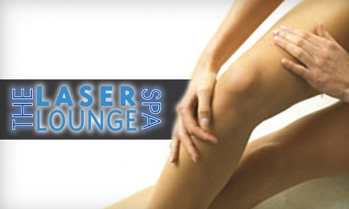 The Laser Lounge Spa and Salon - Bonita Springs: $125 for Two Sclerotherapy Spider-Vein Treatments at The Laser Lounge Spa in Estero ($440 Value)