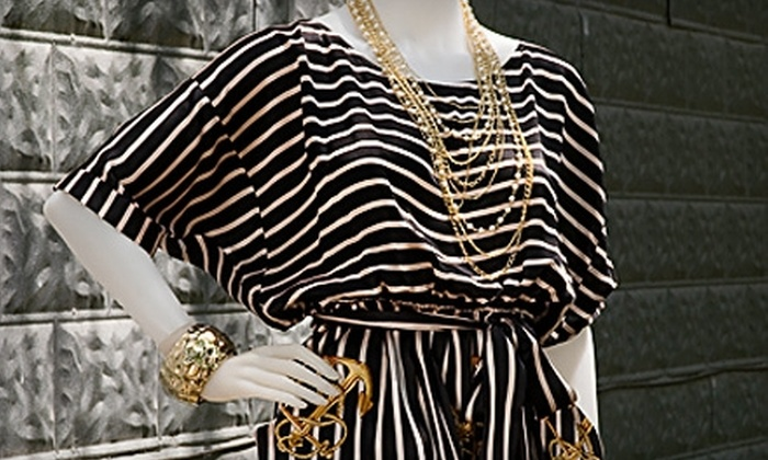 Daisy Pearl Boutique & Gifts - Downtown Boerne: $15 for $30 Worth of High-End Women's Apparel and Accessories at Daisy Pearl Boutique & Gifts in Boerne
