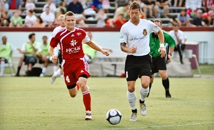 Richmond Kickers vs. Orlando City on Sat., Apr. 2 at 4PM - Richmond Kickers in Richmond