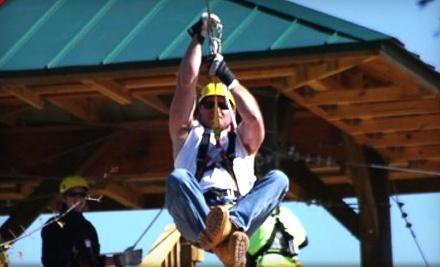 Kersey Valley Zipline Aerial Tours - Kersey Valley Zipline Aerial Tours in High Point