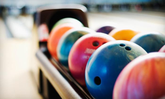 Kingpin Lanes - Bridgeton: $25 for a Bowling Night for Six at Kingpin Lanes in Bridgeton (Up to $50 Value)