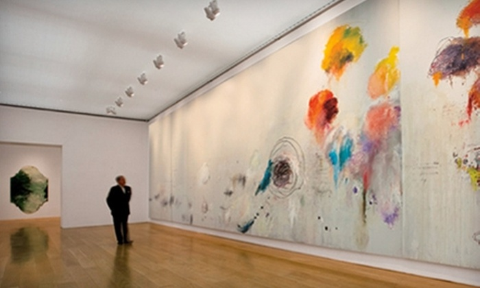 The Menil Collection - Houston: $45 for a Yearlong Household Contributor Membership to The Menil Collection ($100 Value)