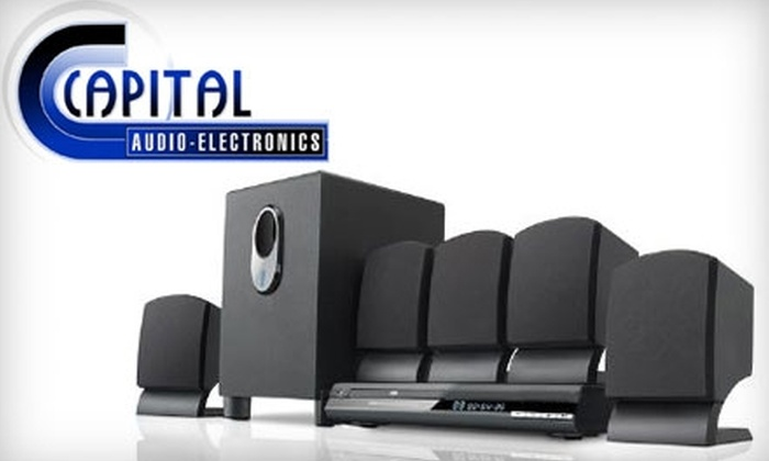 Capital Audio Electronics - Tribeca: $50 for $100 Toward Merchandise from Capital Audio Electronics in Tribeca