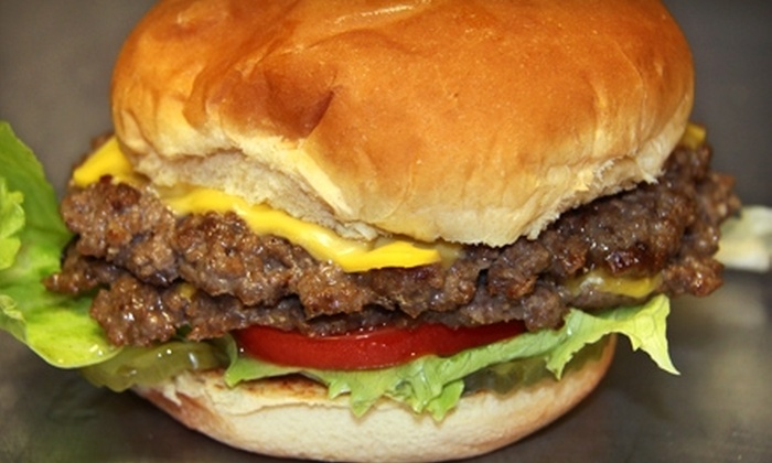 Dairy King - Multiple Locations: $5 for $10 Worth of Burgers and Ice Cream at Dairy King