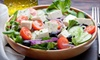 Greek Village Inn - Sacramento: $15 for $30 Worth of Greek Fare at Greek Village Inn