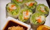 Siam First - Weymouth Town: $20 for $40 Worth of Authentic Thai Fare at Siam First in South Weymouth