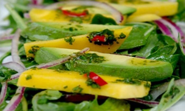 Mango Thai Restaurant - Brooklyn: $10 for $20 Worth of Thai Fare and Drinks at Mango Thai Restaurant