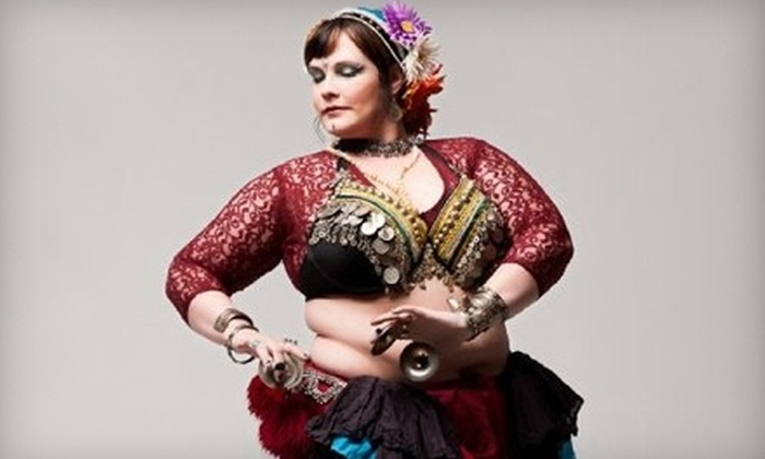Urvashi Dance Company - Radcliff: $12 for Three Belly-Dancing Classes from Urvashi Dance Company at Blue Rose Body and Mind Studio in Radcliff ($36 Value)