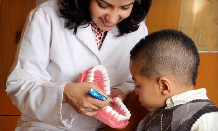 Priti Naik, DDS - Tysons Corner: $55 for a Dental Exam, Cleaning, and Digital X-Rays ($289 Value) at Priti Naik, DDS in Vienna
