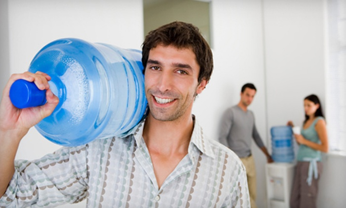 Mountain Water Company - Chinatown: $39 for Three-Month Water-Cooler Rental and Water Delivery from Mountain Water Company ($119.25 Value)