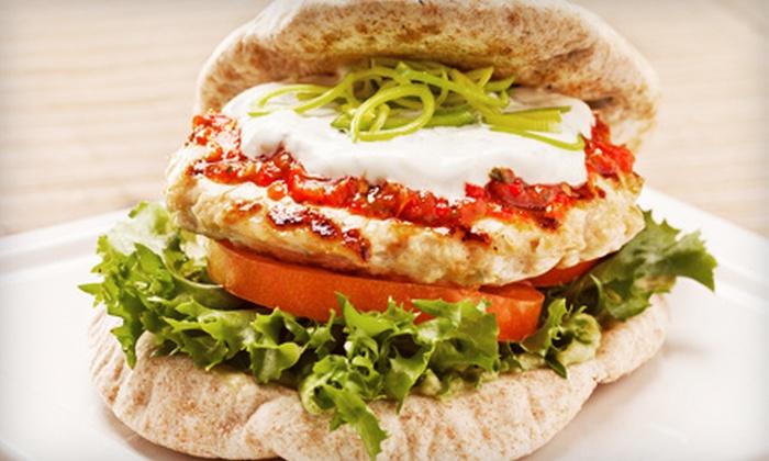 Saffran - Orlando: $12 for $24 Worth of Healthy International Dinner Cuisine and Drinks at Saffran