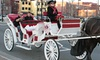 Sugar Creek Carriages - Financial District: $29 for a Romantic Carriage Ride from Sugar Creek Carriages ($50 Value)