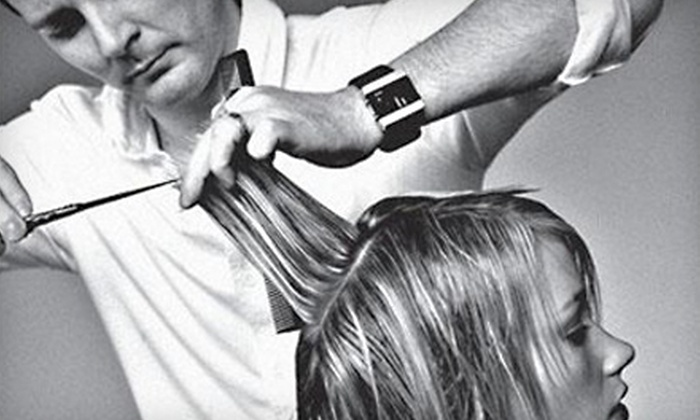 Grace Hair Salon - Pearl: $50 for $100 Worth of Hair Cutting, Styling & Services at Grace Hair Salon
