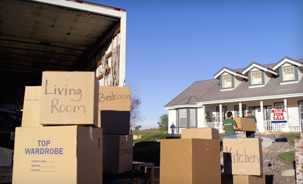$150 Groupon Toward Moving and Relocation Services (3 Hour Minimum) - King's Transfer Van Lines Calgary in