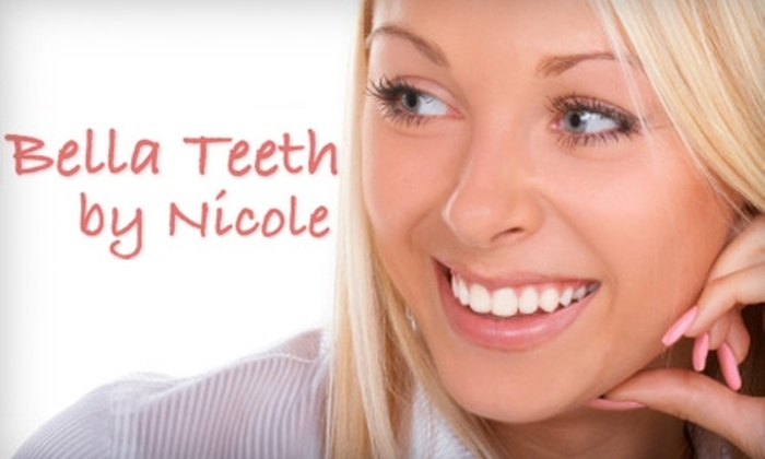 Bella Teeth By Nicole - Kenmore: $49 for Teeth Whitening at Bella Teeth By Nicole (A $125 Value)