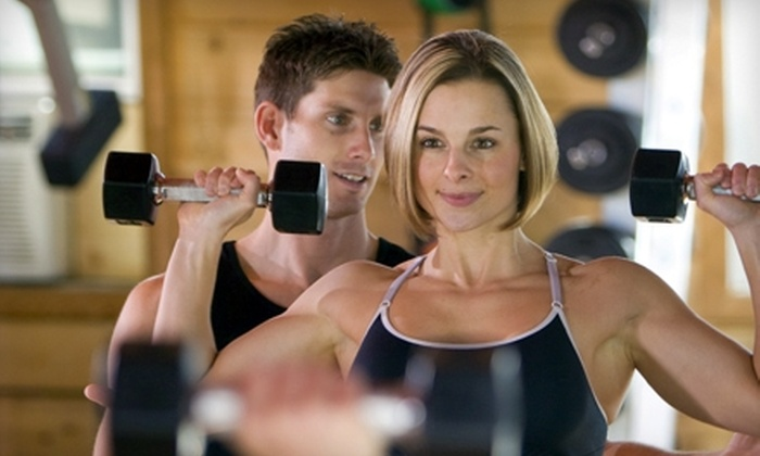 Fitness 19 - Multiple Locations: $49 for a VIP Gym-Membership Package at Fitness 19 ($404 Value). Seven Locations Available.