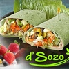 $6 for Vegetarian Fare d'Sozo