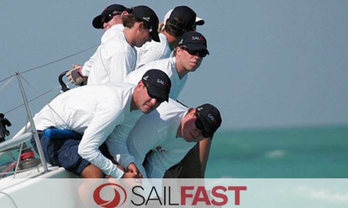 SailFast Apparel - Providence: $20 for a UPF-40 Performance Watersport Shirt from SailFast ($45 Value)