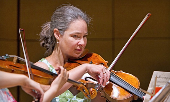 """Portland Chamber Music Festival - Oakdale: $25 for Outing for Two to """"Beethoven, Lee Hyla and Faure"""" at the Abromson Community Education Center on August 13 at 8 p.m."""