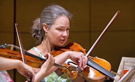 Beethoven, Lee Hyla and Faure at the Abromson Community Education Center on Sat., Aug. 13 at 8:00PM: General Admission Seating - Portland Chamber Music Festival in Portland