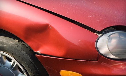 $125 Groupon for Paintless Dent Repair - Auto Renewal Services in Hampton