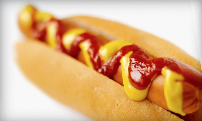 Johnny O's Hot Dogs - South Side: $5 Worth of Chicago Style Hot Dogs & Burgers