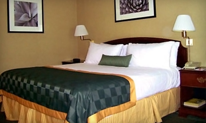 Ramada Reno Hotel & Casino - Reno: $39 for a One-Night Stay and Casino Package at the Ramada Reno Hotel & Casino (Up to $84.99 Value)