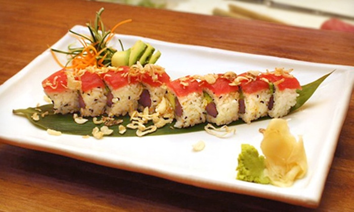 Sushi Planet - 3rd St Fabric Row,Center City,Society Hill: Asian Fare and Sushi for Two or Four at Sushi Planet (Up to 52% Off)