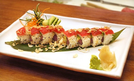 $30 Groupon for Two or More People - Sushi Planet in Philadelphia