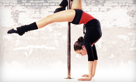 5 Pole-Fitness Classes (a $125 value) - Xtreme Pole Fitness in Spartanburg
