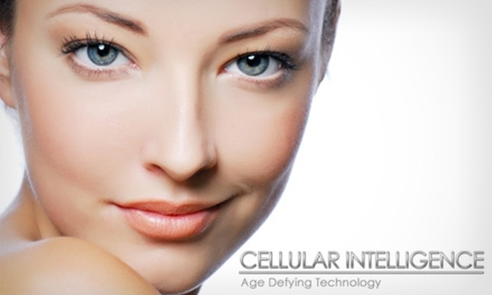 Cellular Intelligence - Near North Side: $112 for DermaFlash Plus Facial Treatment at Cellular Intelligence Luxury MedSpa
