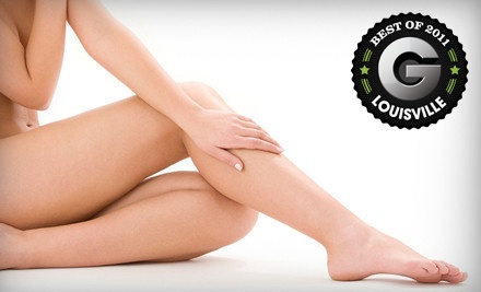 Six Laser Hair-Removal Treatments for a Small Area - Louisville Laser in Louisville