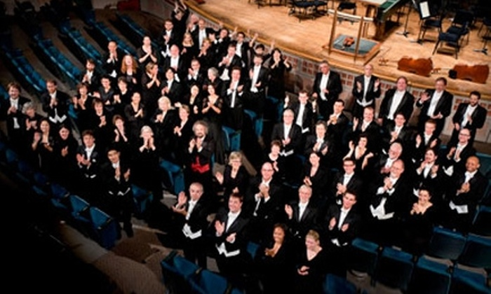Oregon Symphony Association in Salem - Central Area: $19 for One Ticket to Oregon Symphony Association in Salem Performance (Up to $48 Value). Choose Between Two Options.